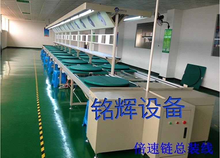 工业流水线设备生产的定制选择便于工业化发展