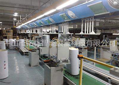 工业输送线的明确存储方式与配置相应的物流设备
