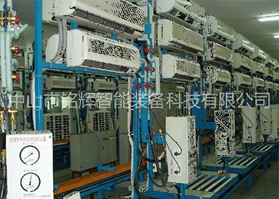 组装线是指通过某些物料搬运设备连接的连续生产线