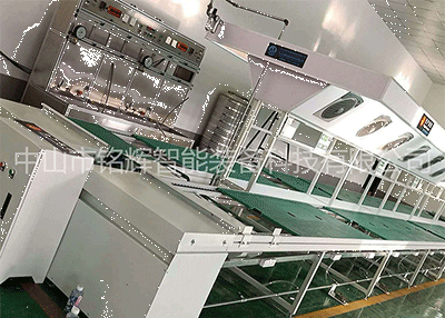工业输送线的框架通常由铝型材组成