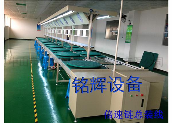 工业充电桩生产线