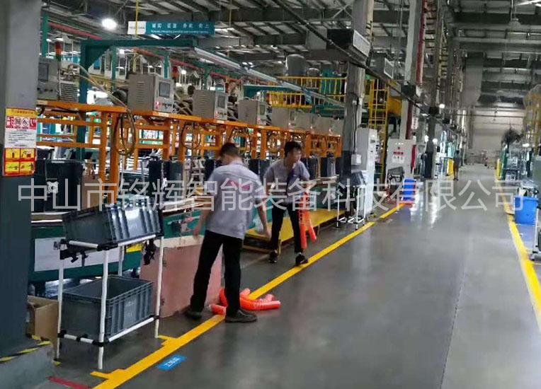 空调生产线系列