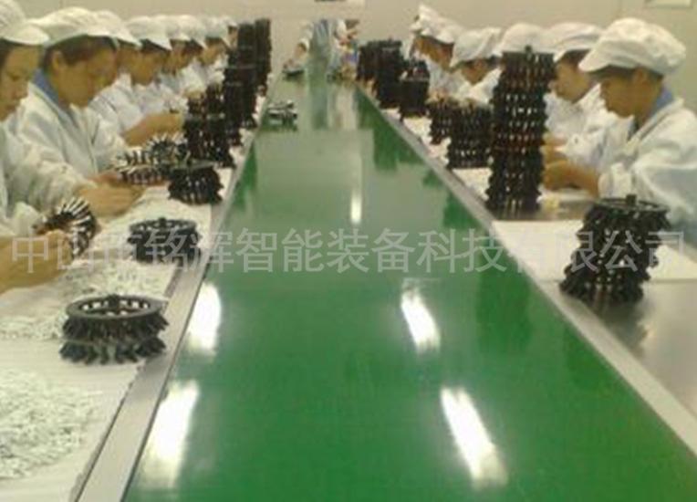 工业包装生产线