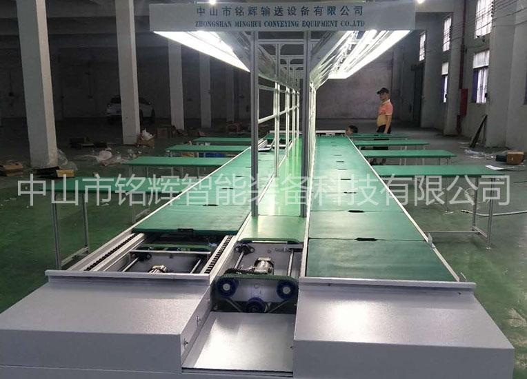广州热水器生产线系列