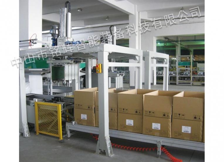 MH-产品装箱夹抱机