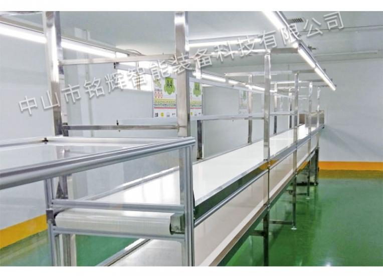 MH-食品级不锈钢输送线