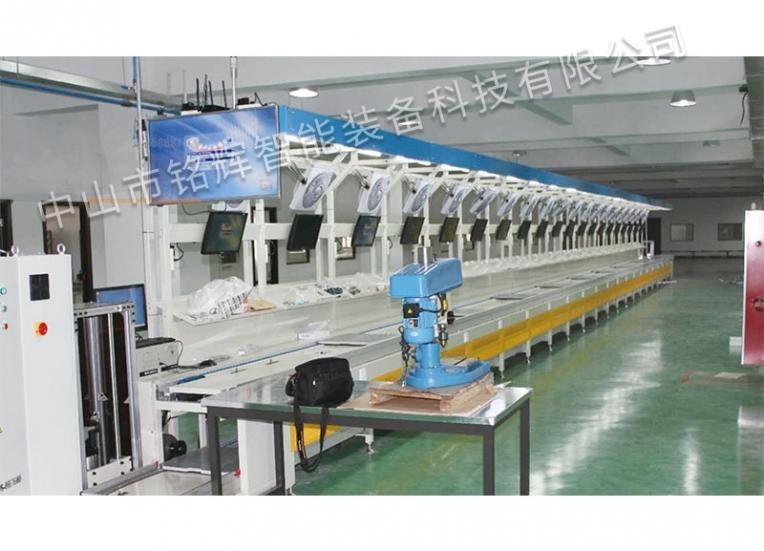 MH-电饭煲组装生产线