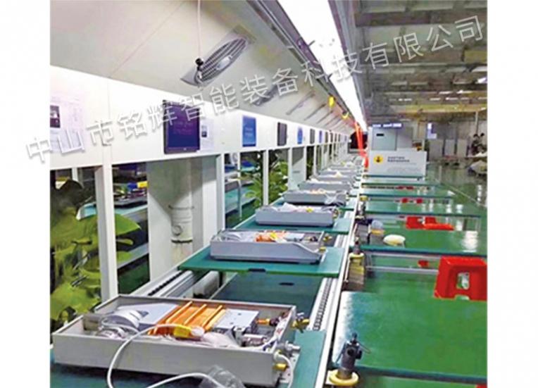 MH-壁挂炉生产线